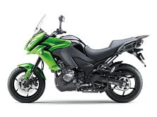 2016 Kawasaki Versys 1000 in Candy Lime Green