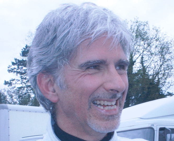 Damon Hill says you couldn't start the TT from scratch