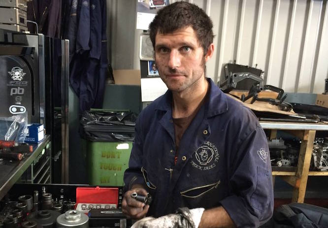 Guy Martin speaks out about crash