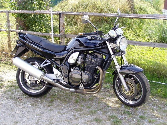 Suzuki GSF600N/S (1995-2004): Buying Guide