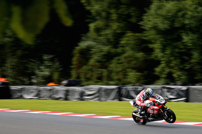 Brookes charged from last to fourth