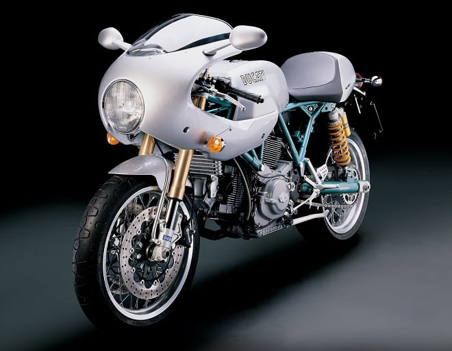 Ducati Sport Classic, the Paul Smart limited edition from 2006
