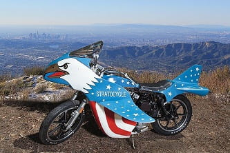 Bids expected to start at £130,000 for Even Knievel's Harley