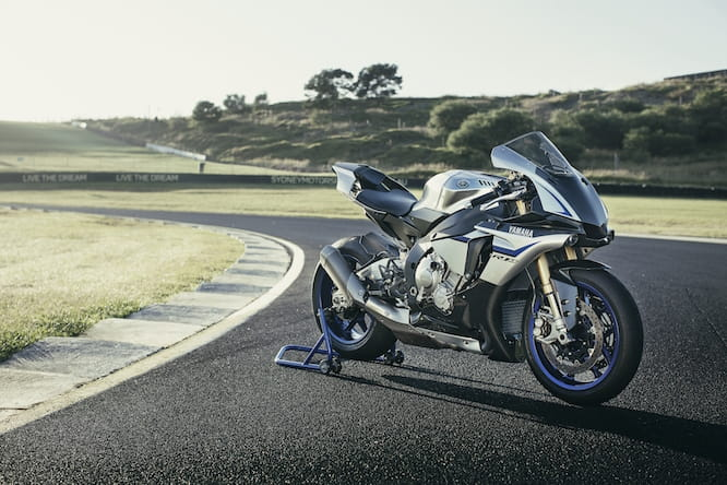 Such was its popularity, Yamaha are producing a second run of the R1-M
