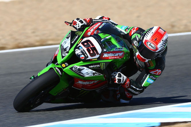Rea is on the cusp of taking the title