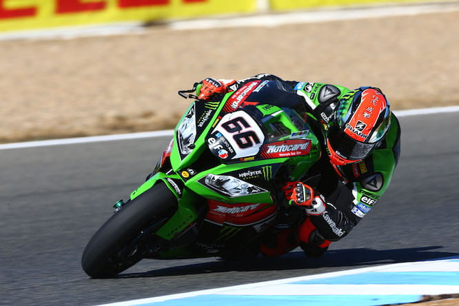 Sykes took his 29th career pole