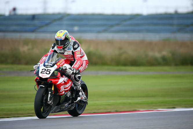 Brookes will start race one on pole