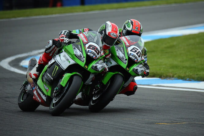 Sykes will want to beat Rea next year