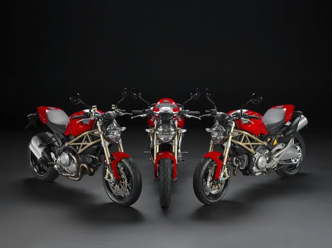 The history of the Ducati Monster