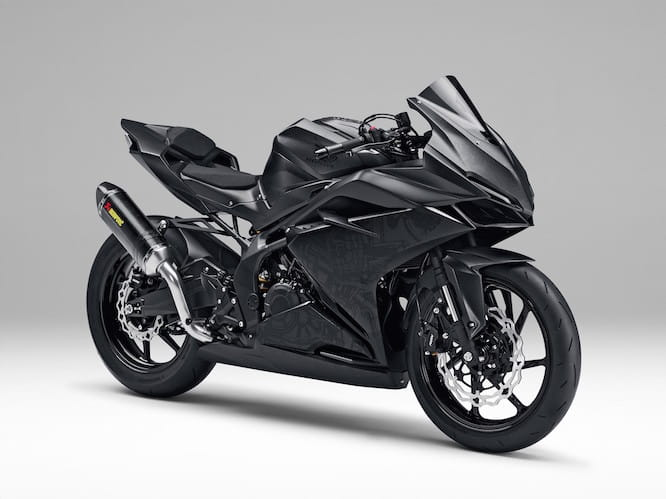 Honda's lightweight Supersport concept