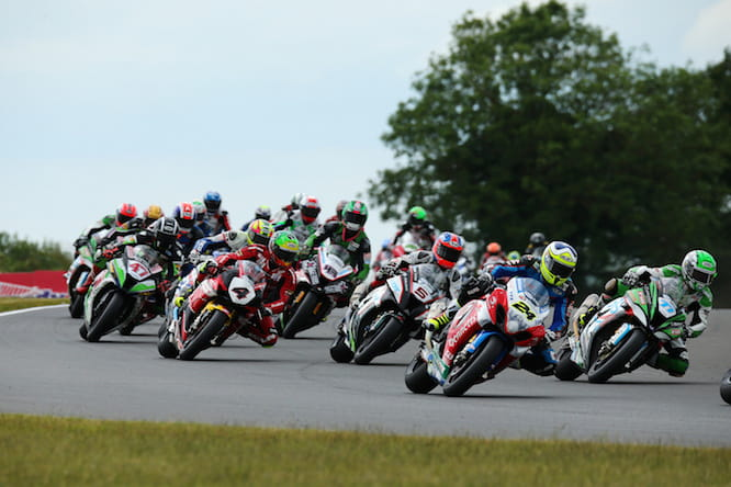 The 2016 British Superbike Championship will be held over twelve rounds