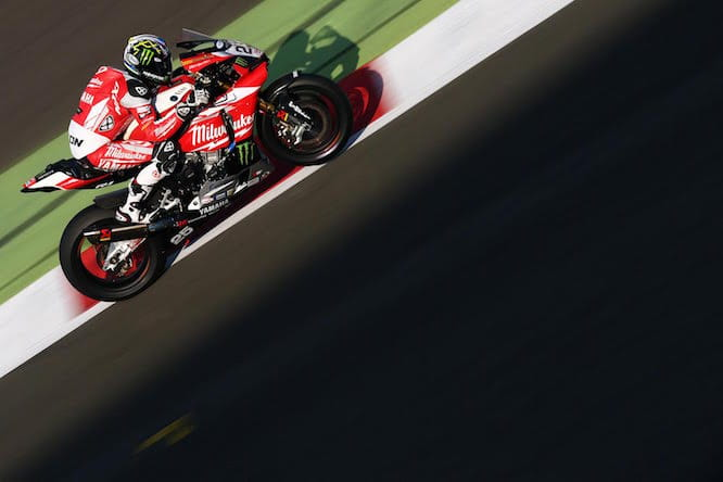 Josh Brookes will start from pole at Silverstone