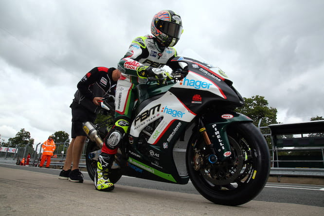 Byrne will stay with PBM next season