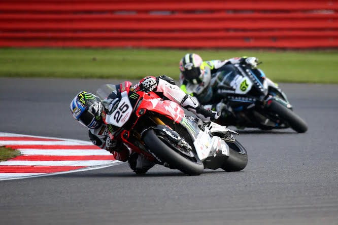 Brookes held Shakey off in race one