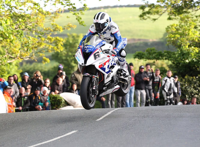 William Dunlop and Tyco BMW will part ways next season