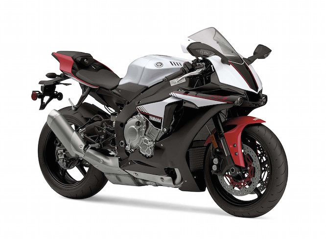 Yamaha's entry-level R1-S