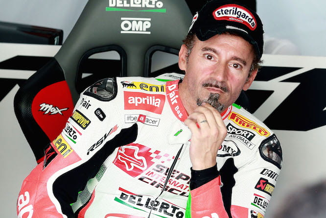 Max Biaggi could miss his final World Superbike comeback