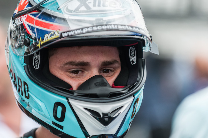 Danny Kent could win the title in Australia