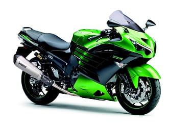 Kawasaki ZZR1400 Performance Sport edition revised for 2016