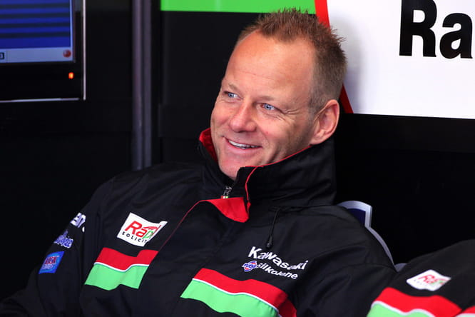 Shakey is excited to ride the Ducati next season