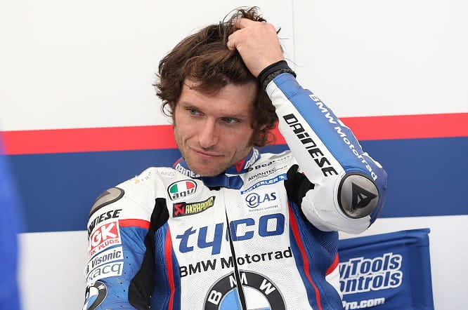 Guy Martin could miss the 2016 TT