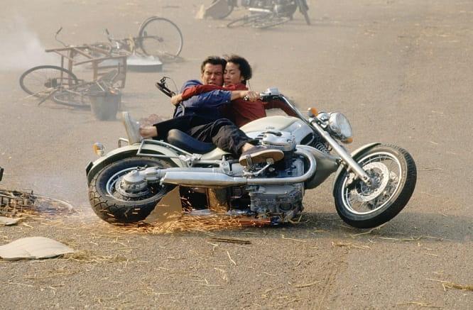 Best Three Wheel Motorcycle >> 10 Best bikes in Bond films
