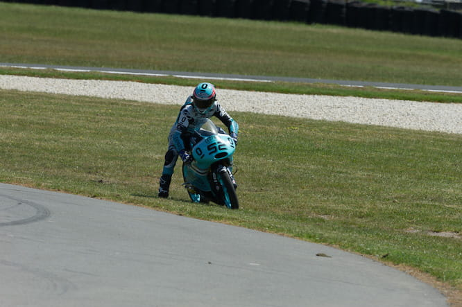 Things went wrong in Phillip Island