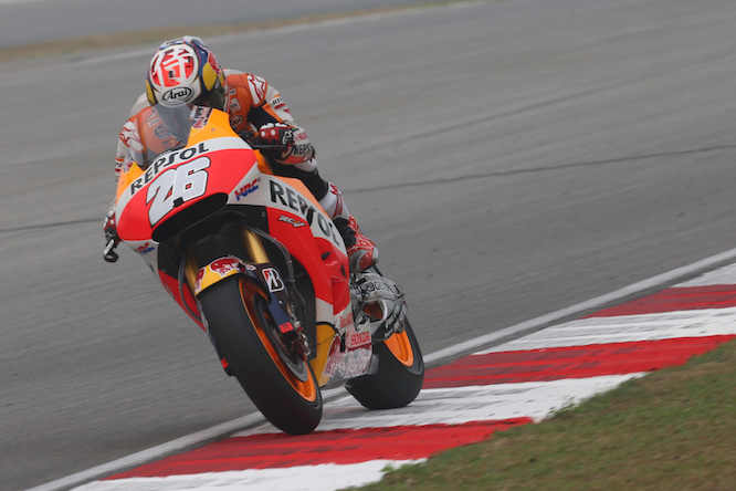 Pedrosa took his second win of the season