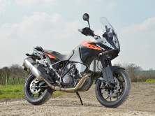 KTM 1050 Adventure, new in 2015
