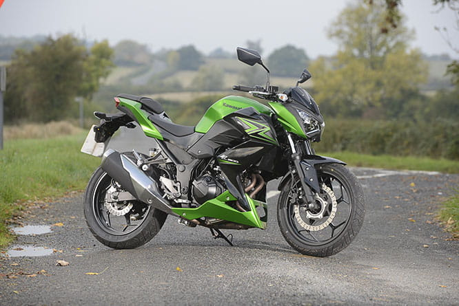£4349 is a reasonable price for an entry level 300cc machine