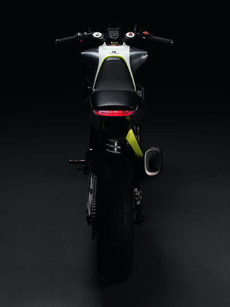 The Vitpilen 701 is unlikely to see production but acts as a direction for Husqvarna