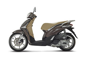 Piaggio Liberty gets a revamp for 2016