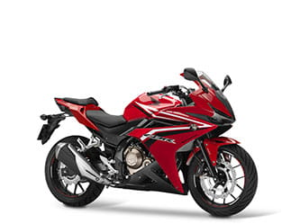 Honda CBR500R gets updated styling for 2016