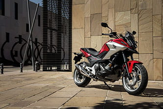Honda NC750X new for 2016