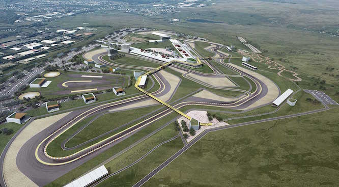 Construction could finally begin on the Circuit of Wales