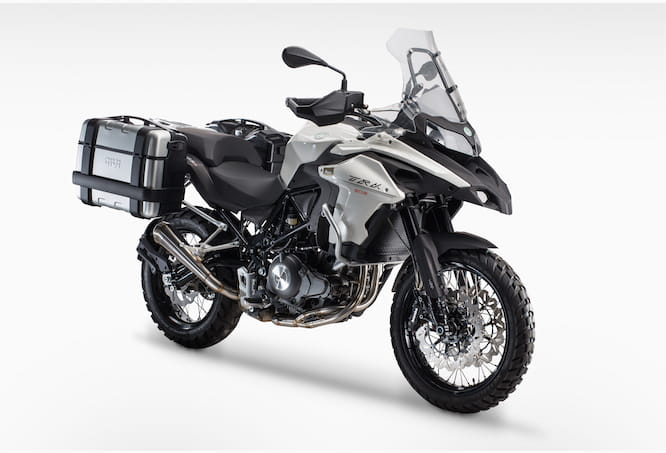 500cc Adventure bike from Benelli