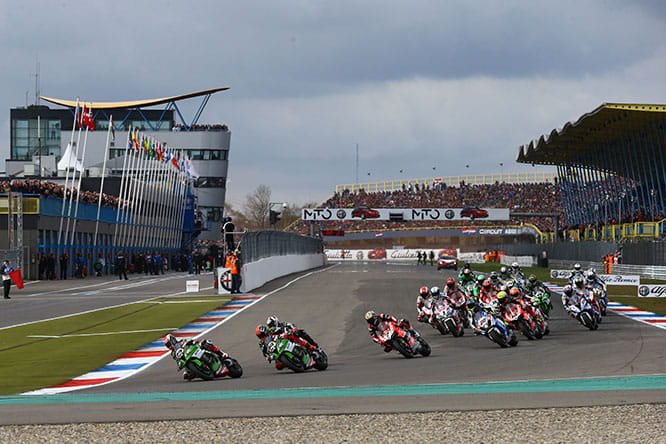 The World Superbike calendar has been released