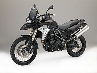 F800 GS in 2016 colour of Black storm metallic