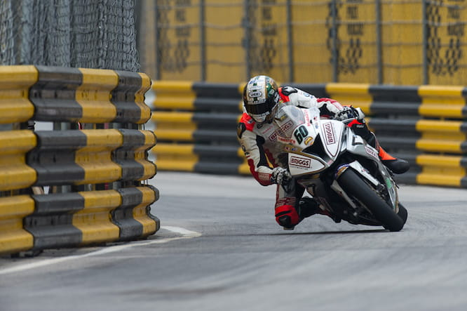Hickman wins in Macau
