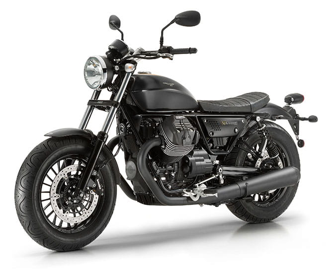 New V9 Bobber from Moto Guzzi