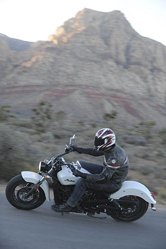 Indian Scout Sixty Road Test and Review