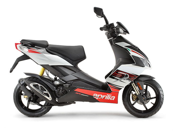 Top 10: 50cc bikes and mopeds