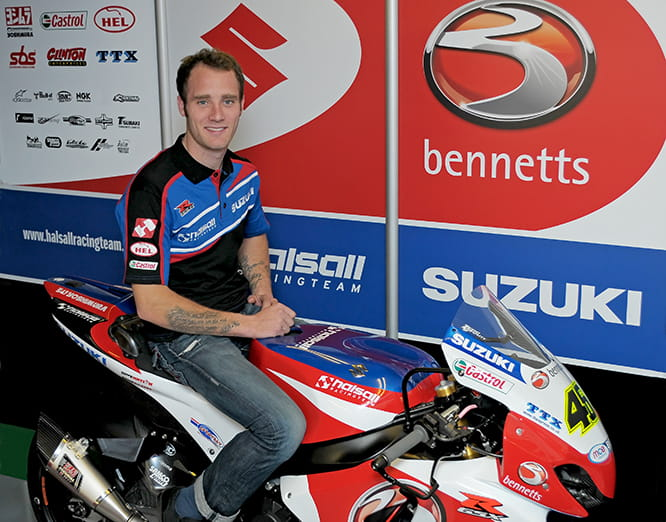 Bridewell moves to Suzuki for 2016