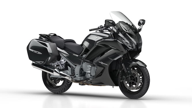 Yamaha's new FJR1300