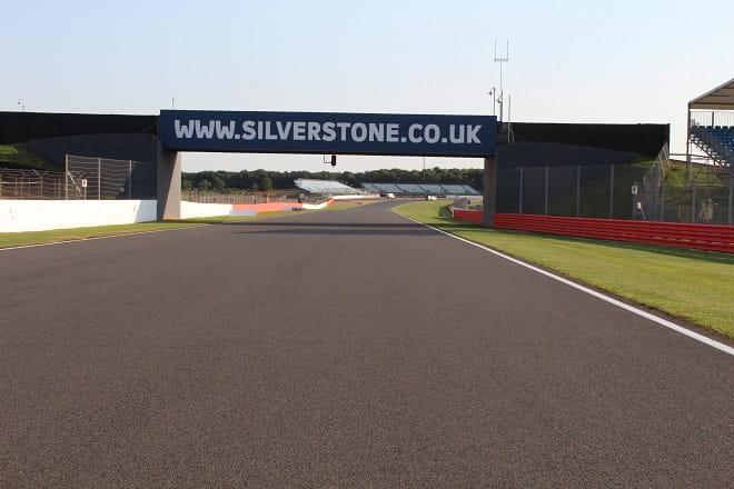 Silverstone could be heading in the direction of Jaguar Land Rover