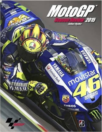 Rossi v. Lorenzo v. Marquez...relive the epic season with the official book