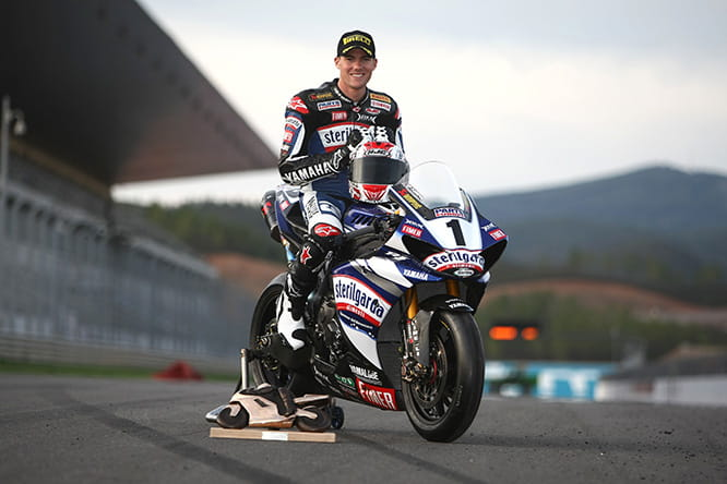 Yamaha's one and only WSB Championship success came courtesy of Ben Spies in 2009