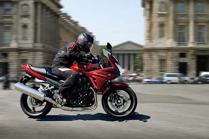 Suzuki Bandt 1250S: a hell of a lot of bike for the money