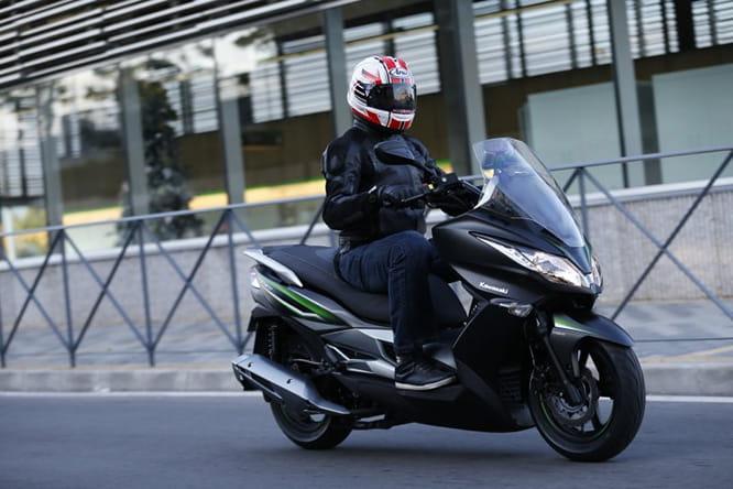 Kawasaki J125 (2016): First ride!