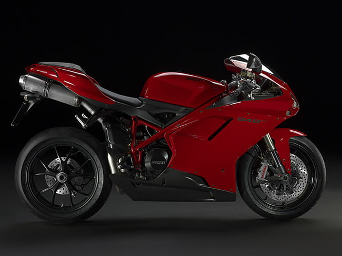 The 848 offered a balanced blend of power and performance